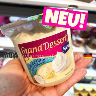 Ehrmann Grand Dessert White Choc Kokos-Mandel