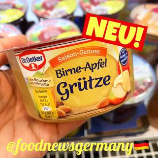 Dr.Oekter Birne-Apfel Grütze