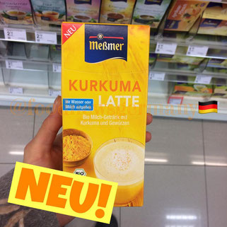 MESSMER KURKUMA LATTE