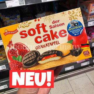 GRIFFON SOFT CAKE GRANATAPFEL