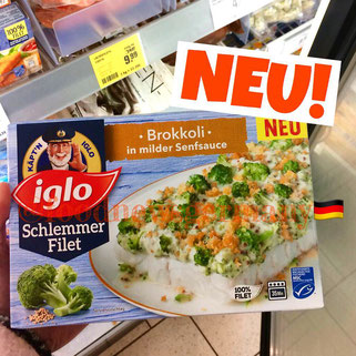 Iglo Schlemmer Filet Brokkoli