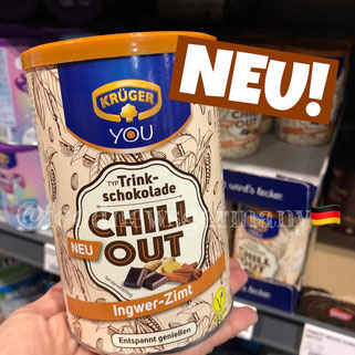 KRÜGER YOU CHILL OUT INGWER-ZIMT