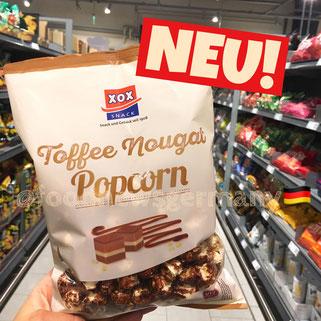 XOX Toffee Nougat Popcorn
