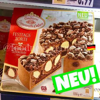 Coppenrath & Wiese Festtagstorte Windbeutel Schokolade