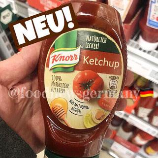 Knorr Ketchup Natürlich lecker!