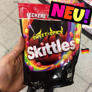 Skittles Sweet & Spicy
