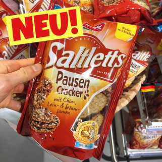 Lorenz Saltletts Pausen Cracker