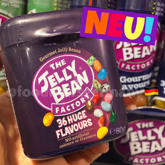 The Jelly Bean Factory 36 Huge Flavours