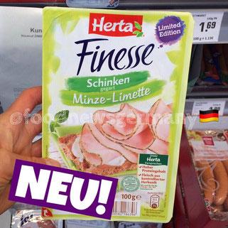 Herta Schinken Minze-Limette