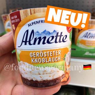 ALMETTE GERÖSTETER KNOBLAUCH