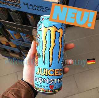 JUICE MONSTER MANGO-LOCO