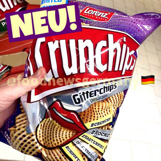Lorenz Crunchips Gitterchips
