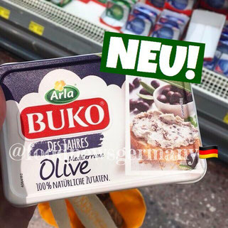 Arla Buko des Jahres Olive