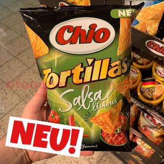 Chio Tortillas Salsalicious