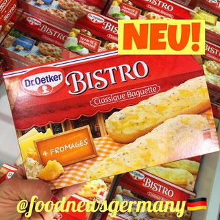 DR.OETKER Bistro Baguette 4 Fromages