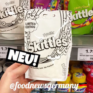 Skittles White Limited Edition