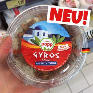 Popp Gyros Salat