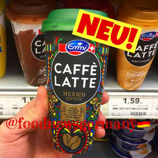 emmi Caffe Latte Mexico Edition