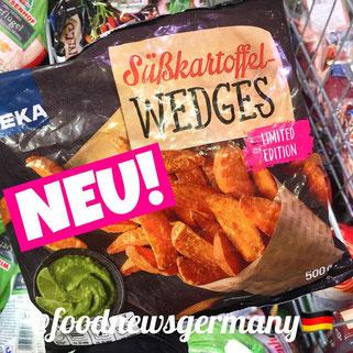 Deka Süßkartoffel Wedges