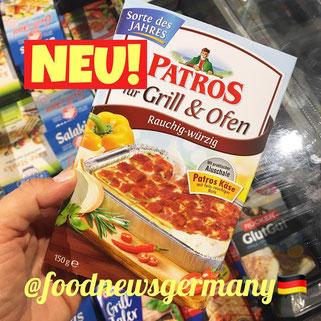 Patros für Grill & Ofen rauchig-würzig