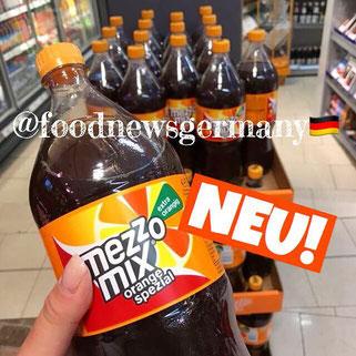 Mezzo Mix Orange Spezial
