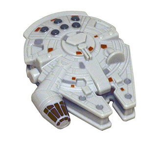Star Wars Flaschenöffner Millenium Falcon