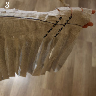Zpagetti Garn selber machen. DIY T-Shirt Garn. Kostenlose Anleitung.