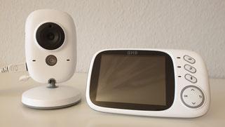 GHB Babyphone 3,2 Zoll Smart Baby Monitor - Testbericht - Teaserbild