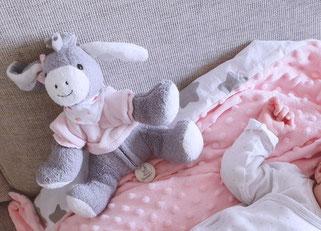Geschenke zur Geburt - Spieluhr Sterntaler Esel Emmi