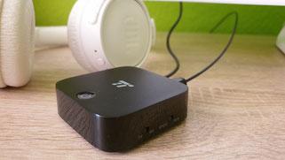 Bluetooth Kopfhörer Transmitter Erfahrungsbericht Teaserbild