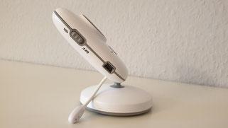 GHB Babyphone 3,2 Zoll Smart Baby Monitor - Kamera - Neigung hinten