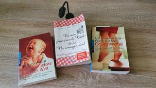 Ehrliche Buchempfehlungen für werdende Eltern