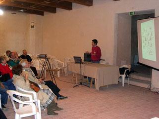 Conferenza 'Cosa è il bonsai' a cura di Mauro Coppa