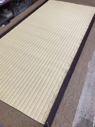 床の間用の畳表