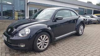 VW Beetle 1.6 TDI