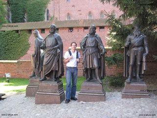 Malbork / Marienburg (JR Skye Reiseblog)