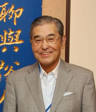 神奈川県家具協同組合 神谷光信理事長の挨拶