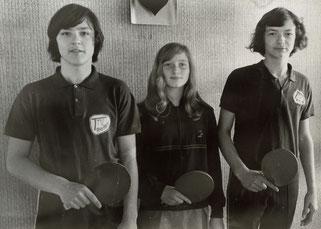 v.l.: Michael Spurk, Ulrike Jenner, Andreas Schütz