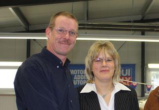Beate und Markus 2009