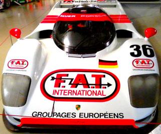 Dauer Porsche 962 C - délit d'excès de vitesse - Actualités des infractions routières - permis galere