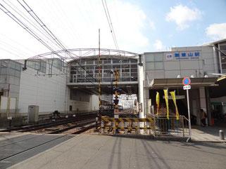 近鉄奈良線瓢箪山駅,ひょうたん山,近鉄瓢箪山