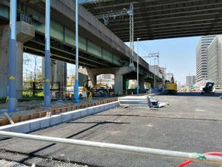 八戸ノ里,若江岩田,中央環状,道路開通