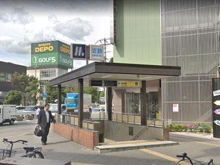 地下鉄中央線長田,長田駅,地下鉄長田,中央線長田,近鉄けいはんな線,けいはんな長田
