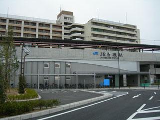 おおさか東線長瀬駅,JR長瀬駅