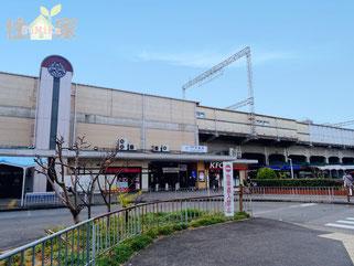 近鉄奈良線河内小阪駅,近鉄小阪,小阪駅