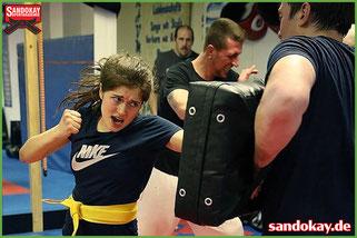 Krav Maga lernen bei Kampfsportschule Itzehoe - Sandokay