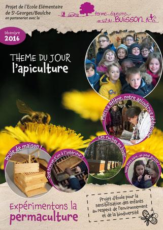 Rencontre avec un apiculteur à la ferme équestre du Buisson