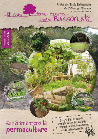 Expérimentons la permaculture