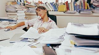 Desorden en el trabajo - AorganiZarte