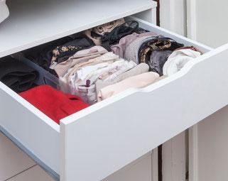Organiza la ropa interior - AorganiZarte